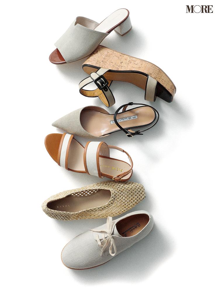 【2020年春の靴】今っぽい、合わせやすい、脚がきれいに見えるetc.スタイリストが要望別にオススメ靴を紹介!_1