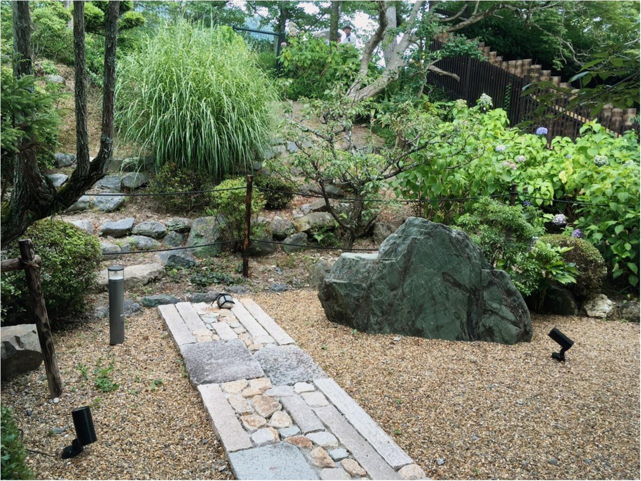 本当は教えたくない♡京都なのに空いてて、日本庭園で飲める!穴場の【スタバ】があるんです(*°○°*)_7