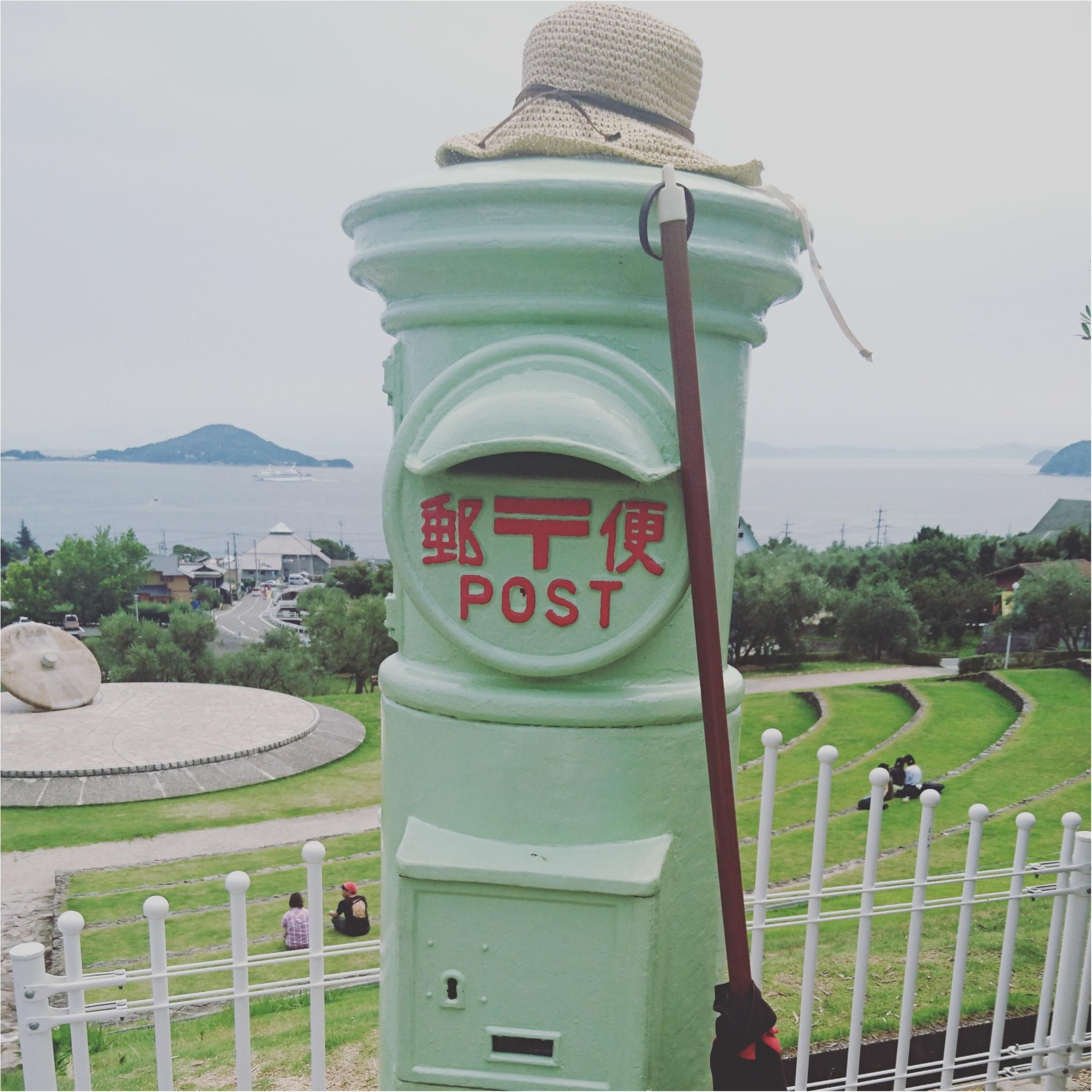 フォトスポットがいっぱい♡夏のお出かけに【小豆島】はいかが?_3