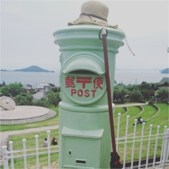 フォトスポットがいっぱい♡夏のお出かけに【小豆島】はいかが?