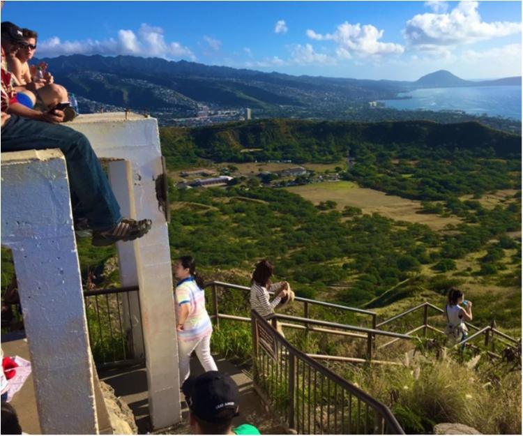 【TRIP】ハワイにきたら、やっぱり行くよね:)ダイヤモンドヘッド@プチプラコーデハイキング_4