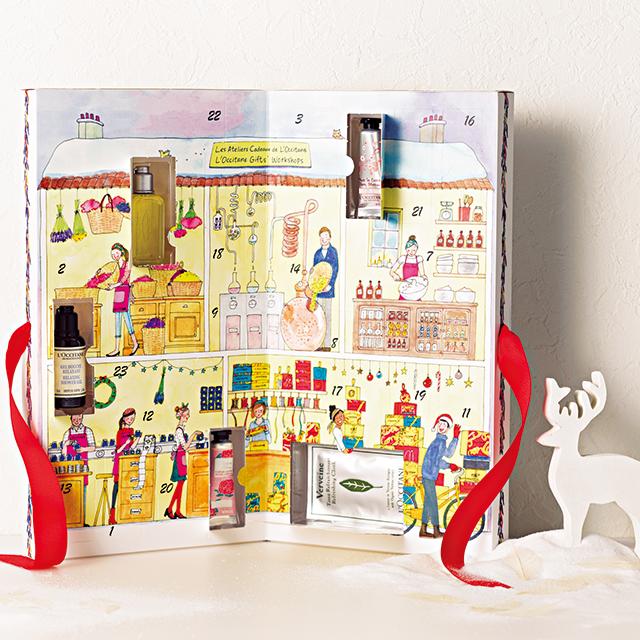 クリスマスコフレを33名様にプレゼント♡人気アイテムが厳選された限定コフレ&限定色!__3