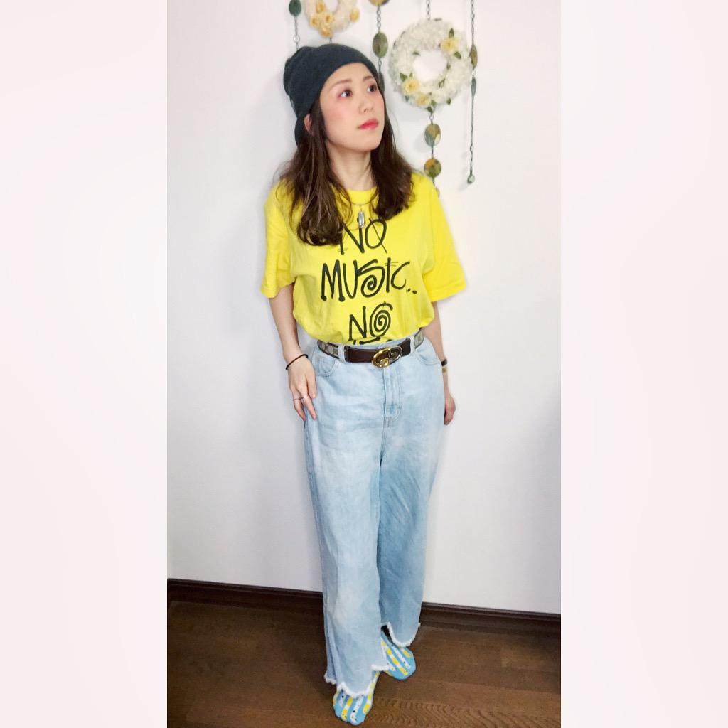 【オンナノコの休日ファッション】2020.5.18【うたうゆきこ】_1