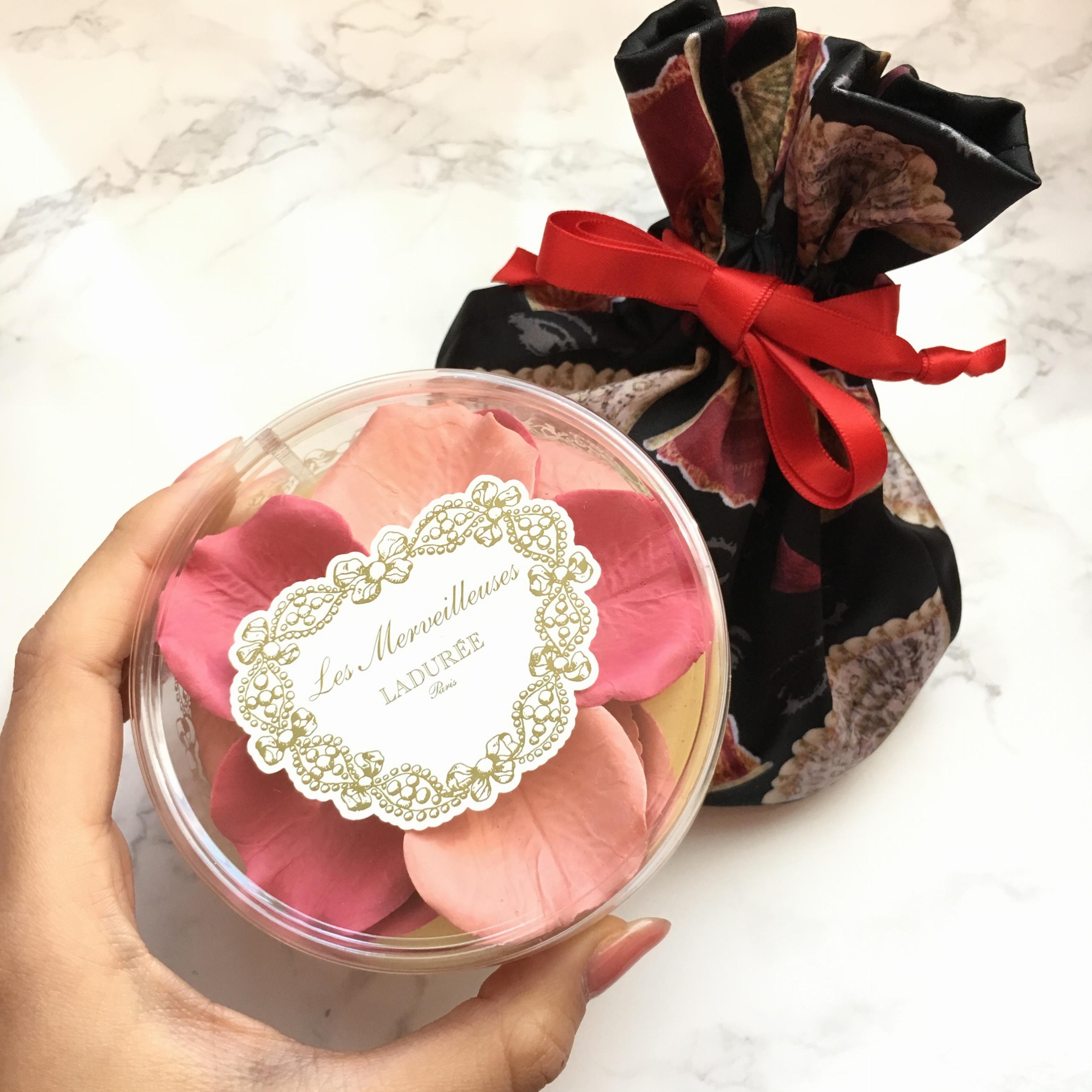 3色ローズが #インスタ映え♡『ラデュレ』の新作花びらチークをライターゆうりがお試し_2_3