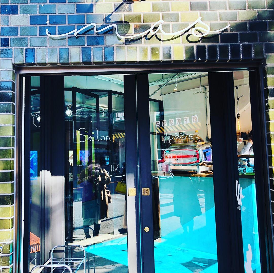 【モアハピ関西メンバー】とカフェ巡り♡白いカフェ≪fouet≫と個性的なオシャレ空間≪イマスカフェ≫に行ってきました!_4