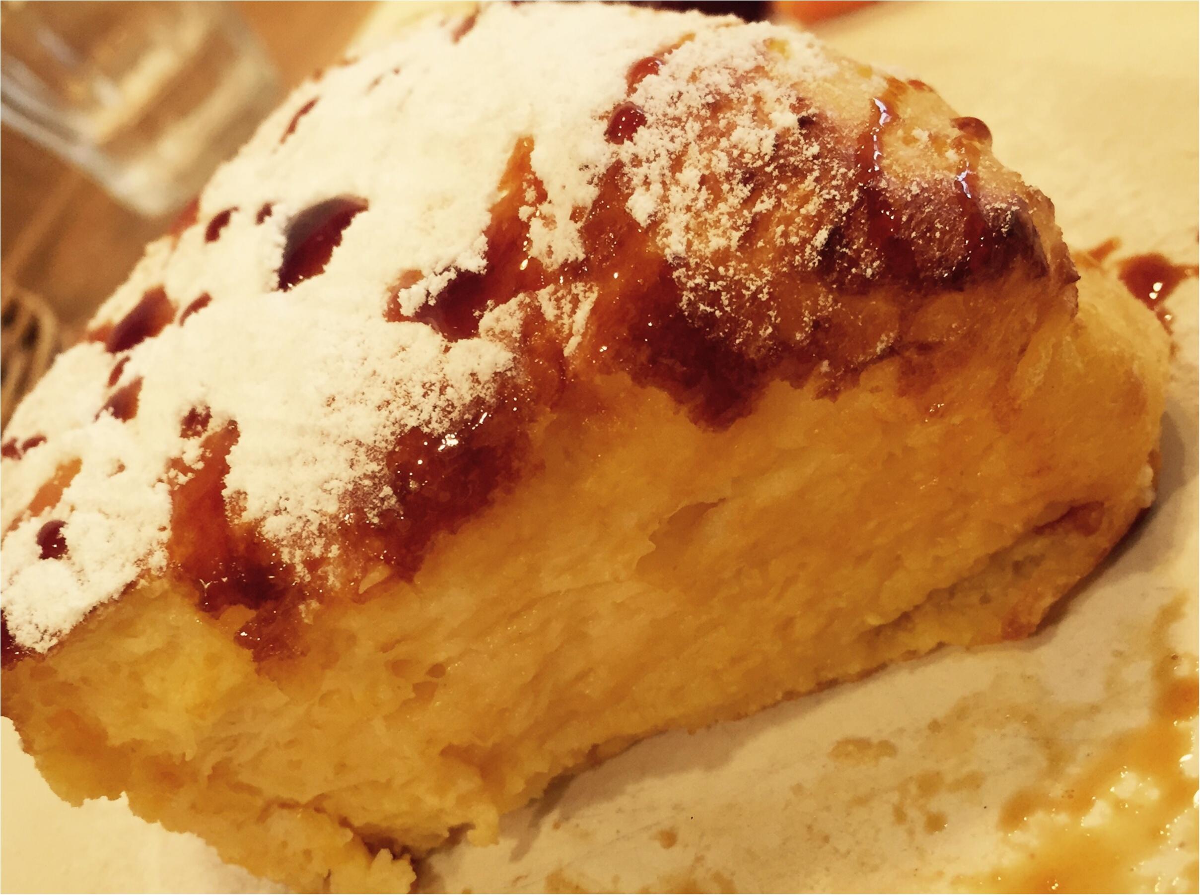 天神橋筋商店街にニューオープンしたフレンチトースト専門店♡なんと!紅茶飲み放題のメニューがあるのです!♡_5