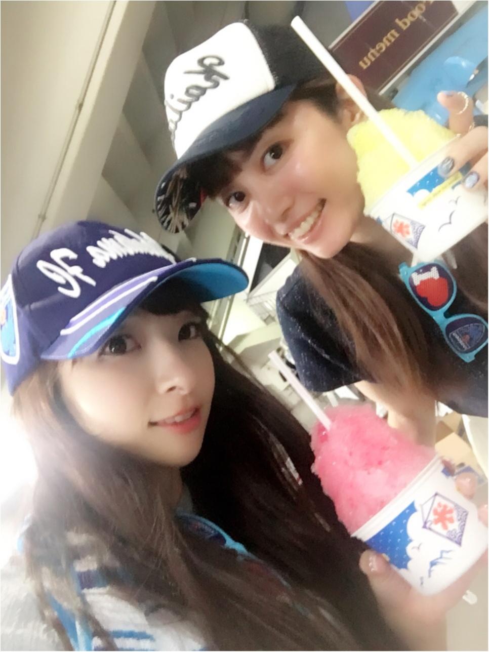 ♡サッカー観戦×モアハピ女子会(*>ω<*)‼︎【横浜FC】♡モアハピ◡̈のぞみ♡_17