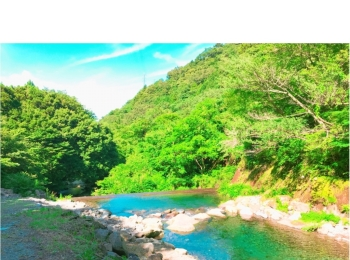 暑い夏は大自然で楽しむ!都心から2時間半で楽しめる《  マス釣り 》!!