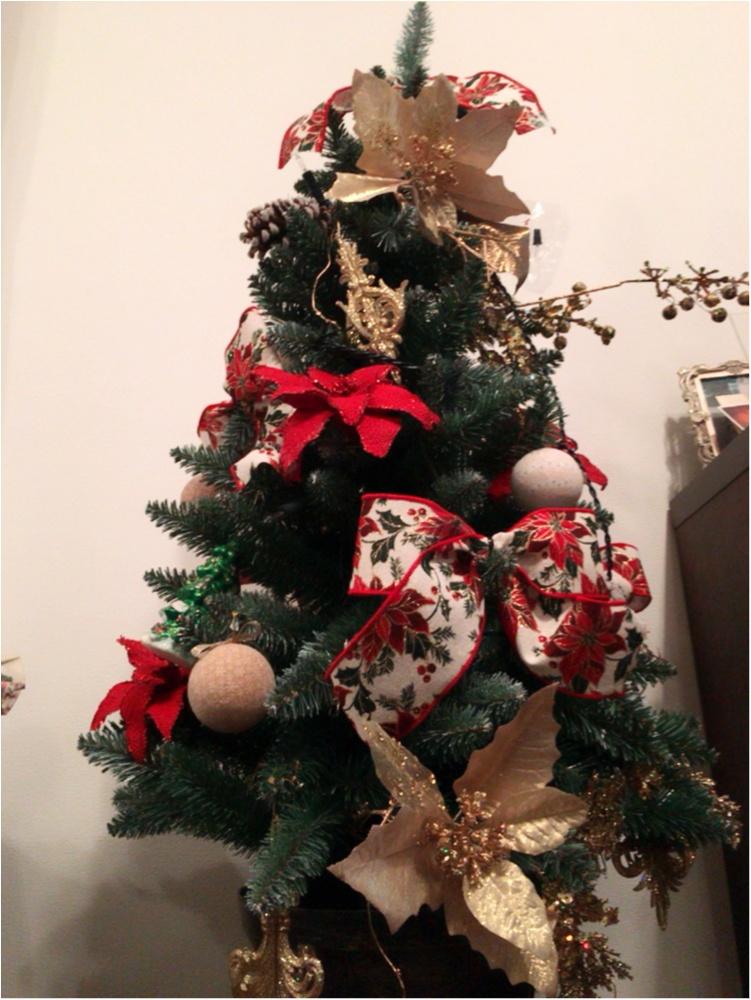 最近のファッション事情。わが家は既にクリスマスモードです♡_2