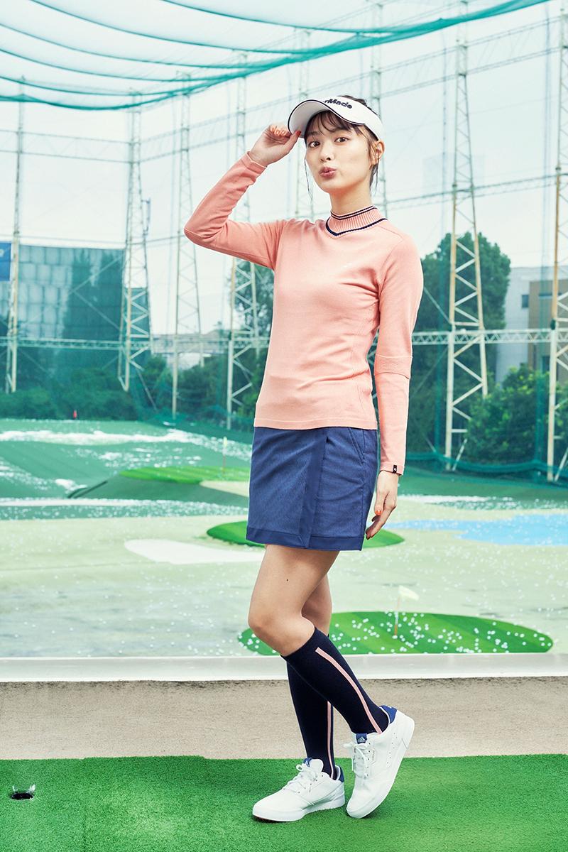 内田理央がゴルフ女子に♪ 「スポルティーバ × テーラーメイド」の特別サイトで、動画を通してプロゴルファーのアドバイスをcheck!PhotoGallery_1_1
