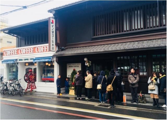 【京都】地元で大人気!喫茶店イノダコーヒーでモーニング★_1