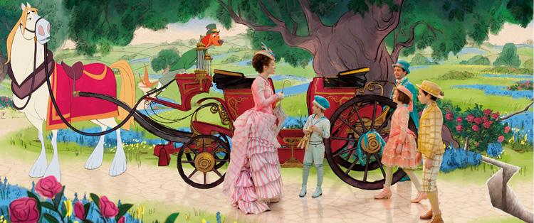 長年愛されている『ディズニー』映画の続編が遂に! 『メリー・ポピンズ リターンズ』【オススメ☆CINEMA】_2