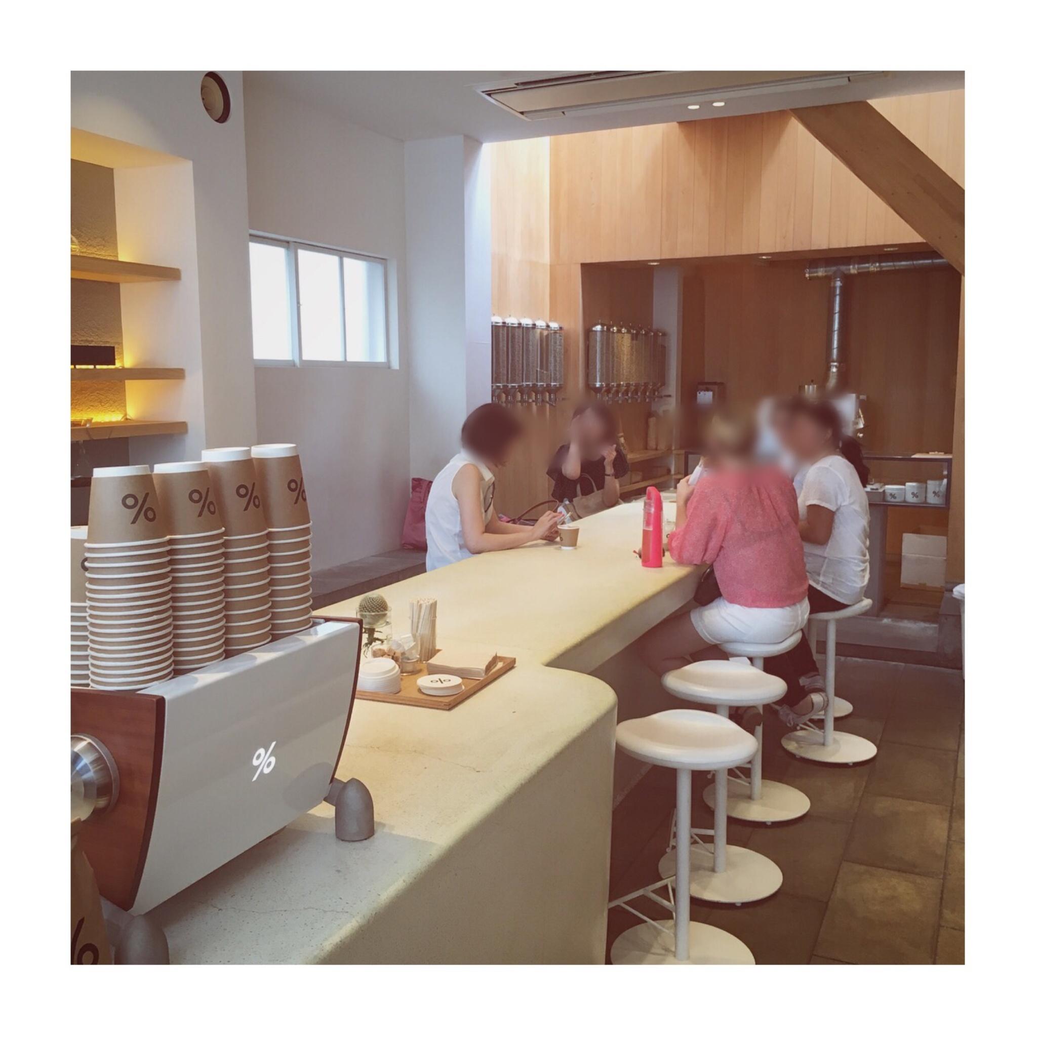 #10【#cafestagram】❤️:《京都》に行ったら寄りたい!おしゃれなカフェ「アラビカ 京都」でこだわりのコーヒーを☻_6