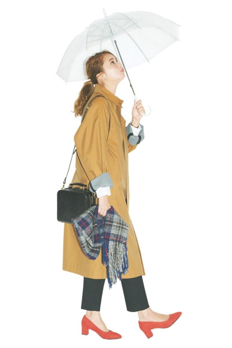 定番アウター【トレンチコート】の今どきコーデ10選    ファッション(2018年秋)_1_10