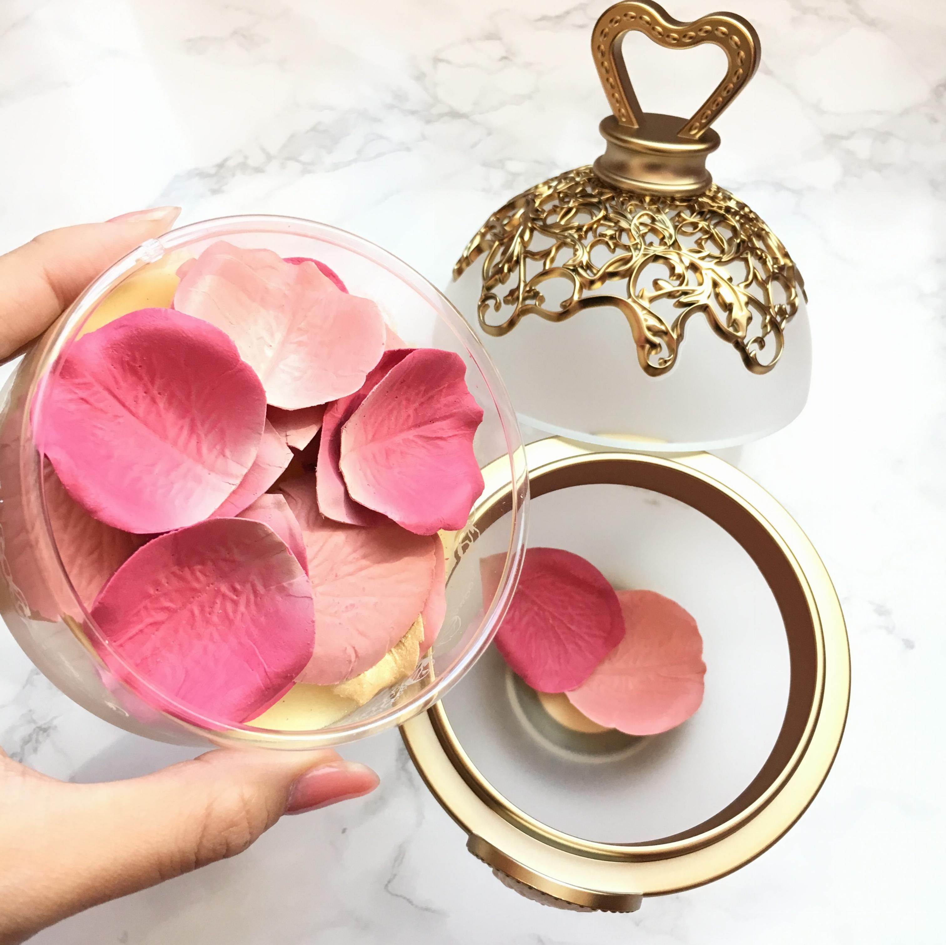 3色ローズが #インスタ映え♡『ラデュレ』の新作花びらチークをライターゆうりがお試し_2_4