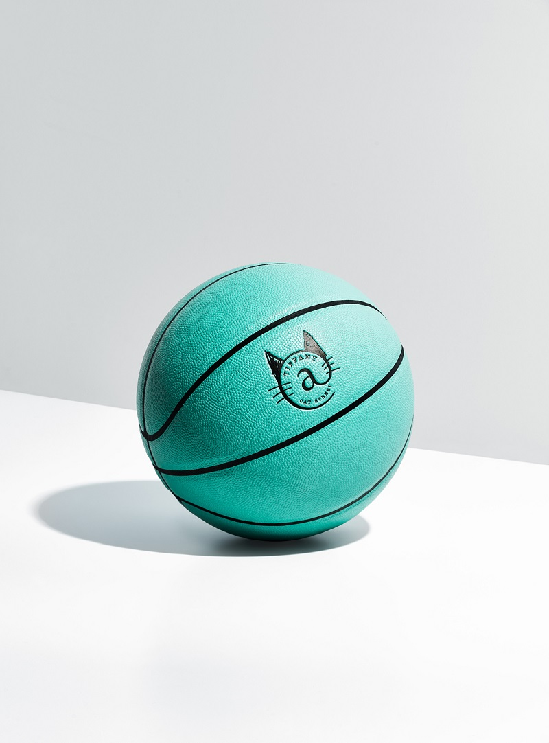ティファニーのバスケットボール