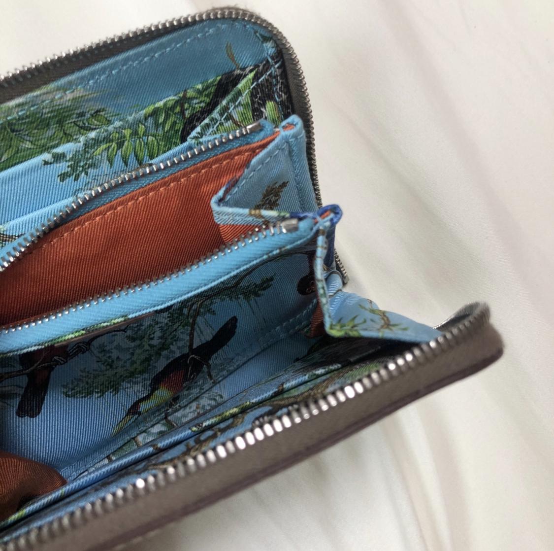 【20代女子の愛用財布】『エルメス』のコンパクト財布が人と被らない♡_4