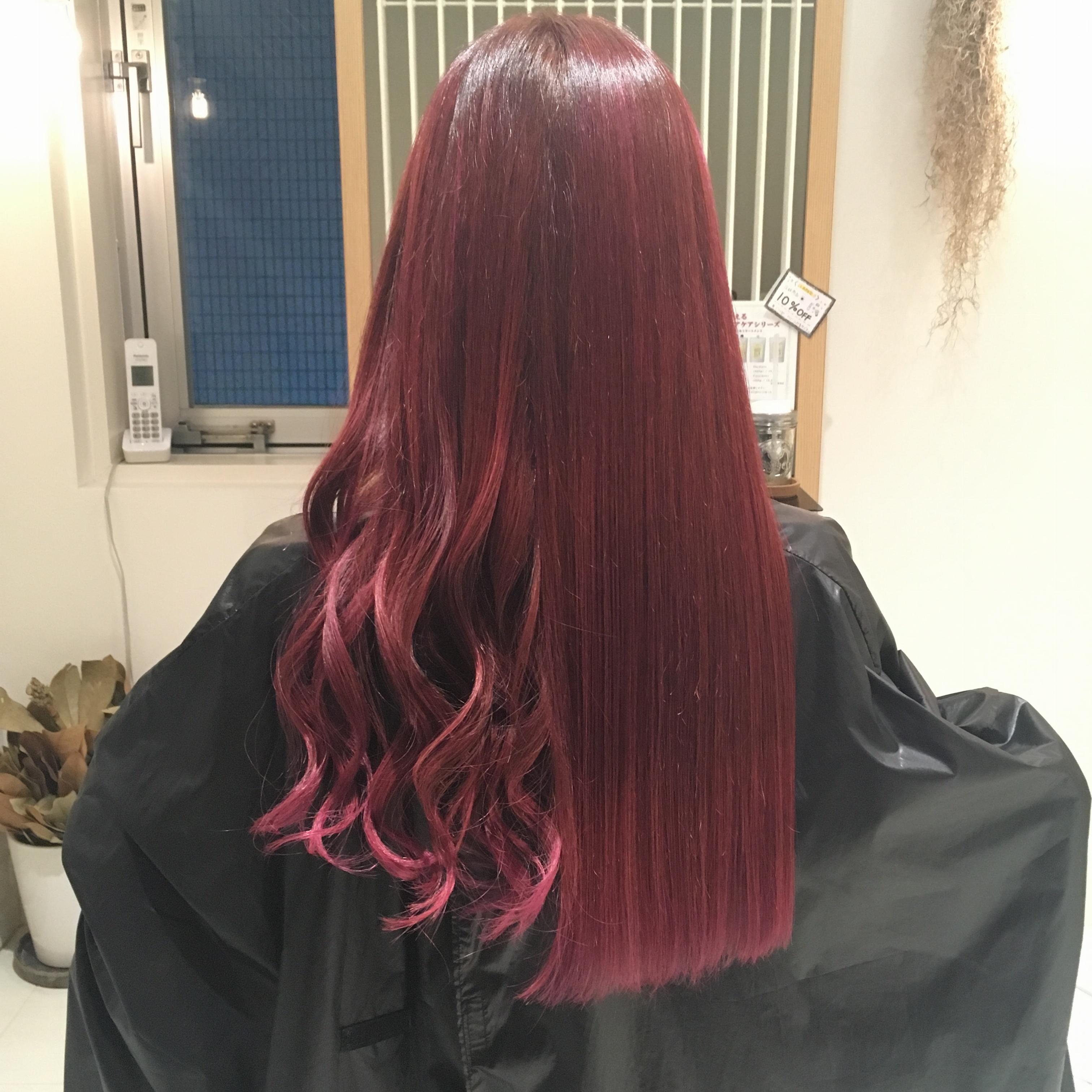 2018年最初のカラーはこの色に決めた!!なりたいカラーが叶うヘアサロン♪_6