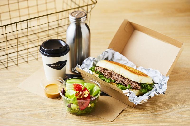 【名古屋のおしゃれホテル】『ホテル・アンドルームス名古屋栄』、朝食のイメージ。