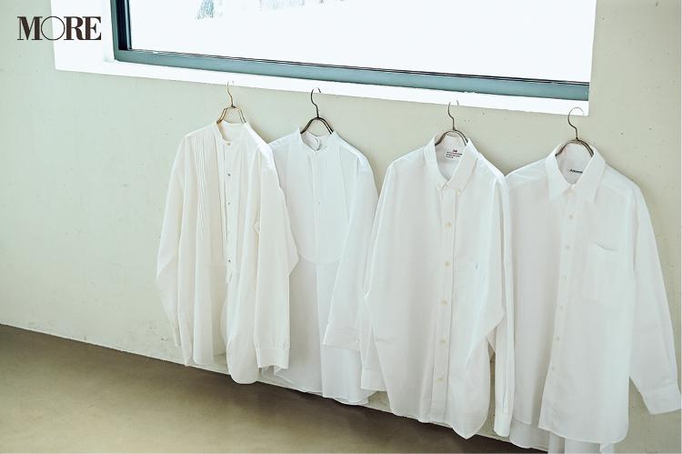 白いシャツが「気持ちを開放する」服No.1☆ コーデも気持ちも明るくしたいならこれを選ぶべし!_3