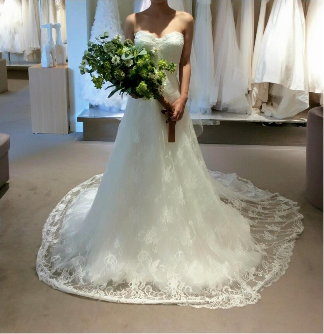 卒花さんに聞く【ドレス特集】-  結婚式・二次会におすすめ! プレ花嫁さんに人気のおしゃれなウェディングドレスは?_2