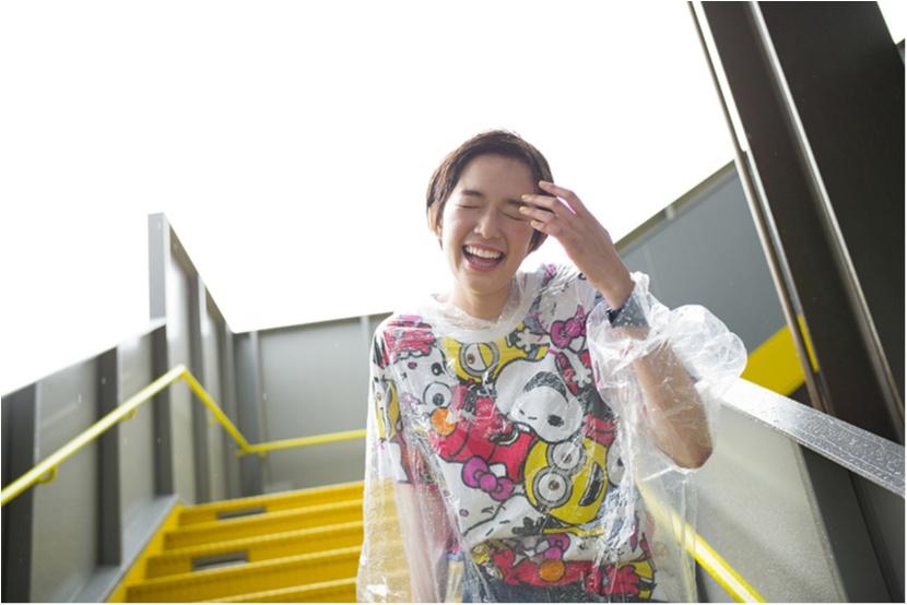 栞里、ユニバーサル・スタジオ・ジャパンで空を飛ぶ!【連載オフショット】_7