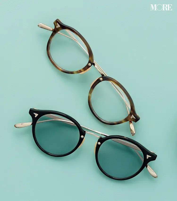 BJ Classic Collectionの調光レンズのグラス