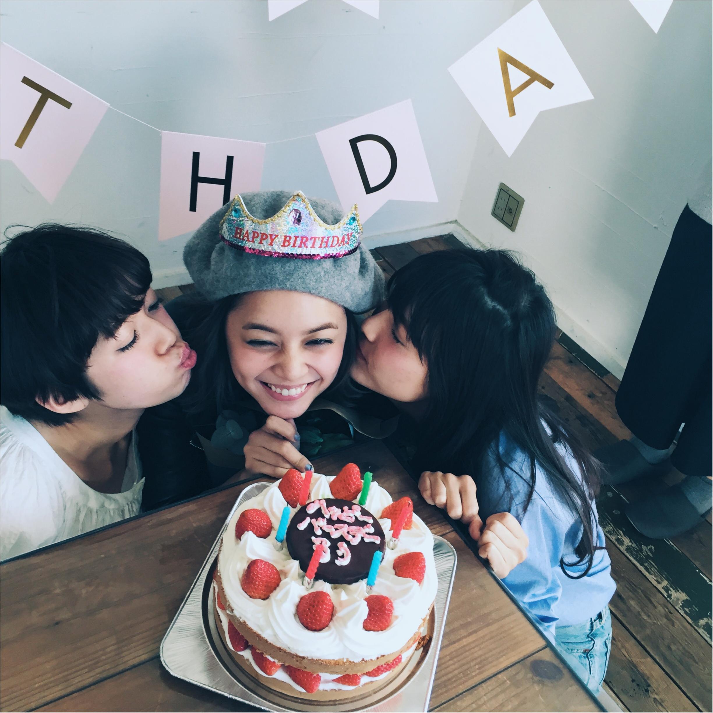 【オフショット】岸本セシルちゃん、今日お誕生日です!_1