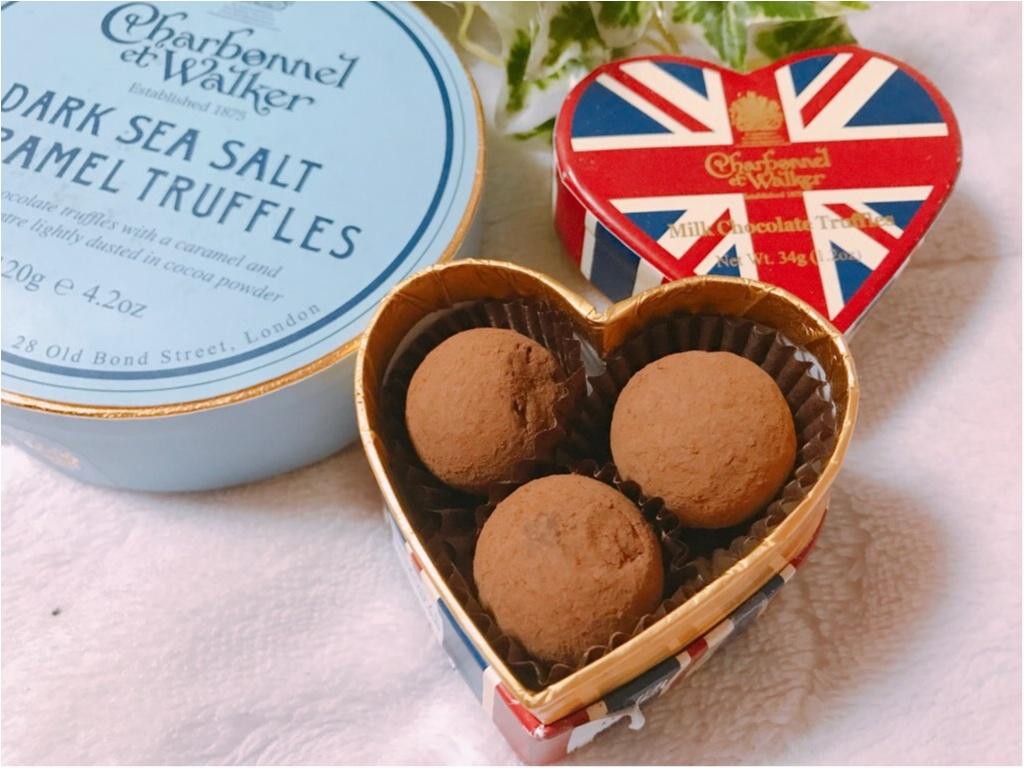 《英国王室御用達》イギリスのチョコレートと言えばコレ★エリザベス女王も愛するチョコレート専門店【Charbonnel et Walker】_2