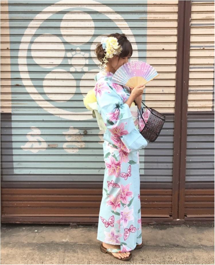 【ご当地モア】かわいすぎ♡! 浅草で、着物&浴衣なら絶対に「さわだ屋」がおすすめです♡_4