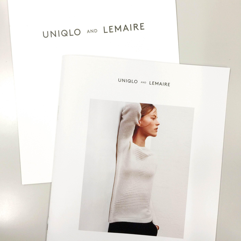 【コレ買っちゃいました】『UNIQLO AND LEMAIRE』の秋冬コレクション!_1