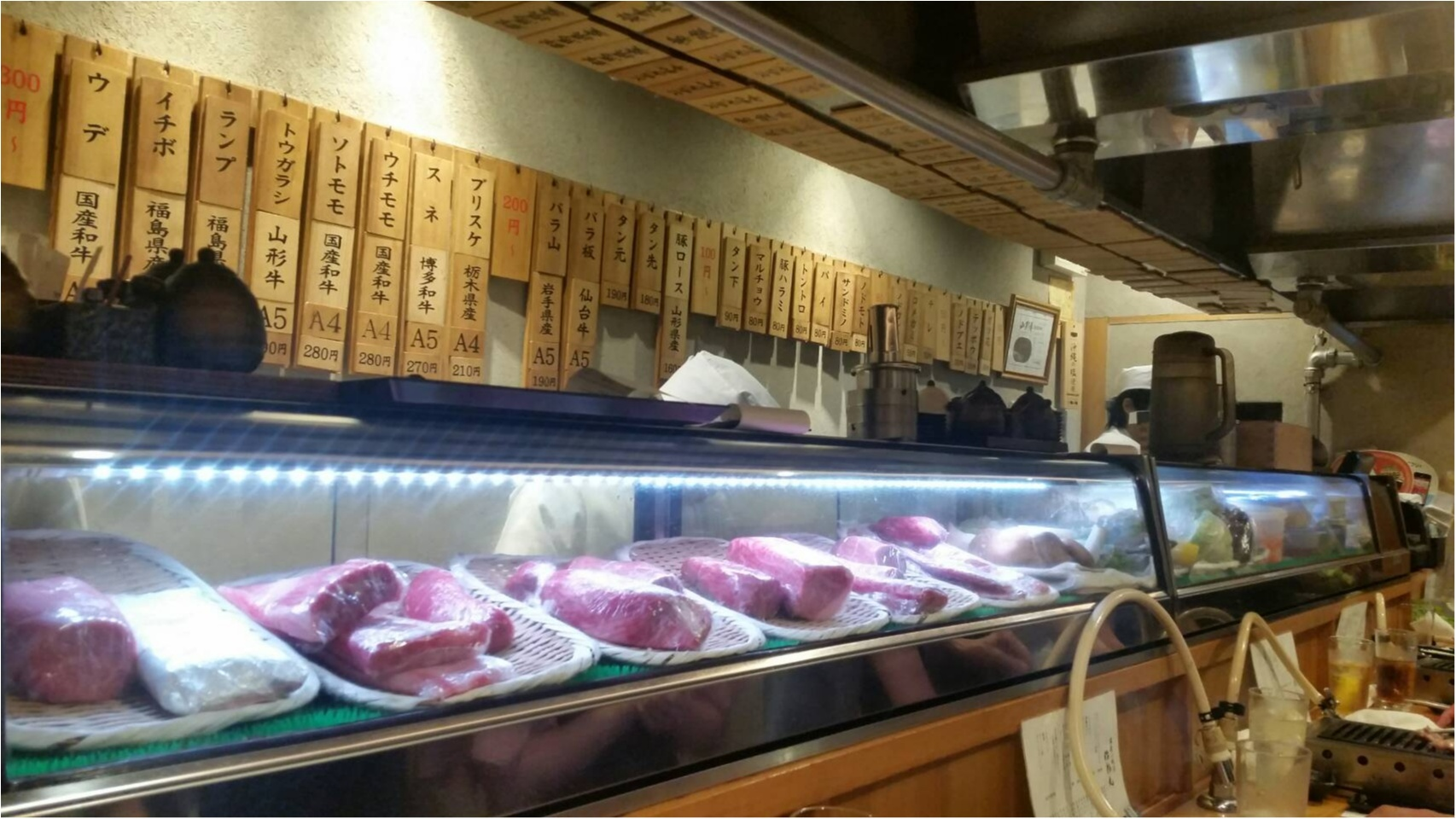 普通の焼き肉に飽きたら・・立ち食い焼肉「治郎丸」がオススメ!_2
