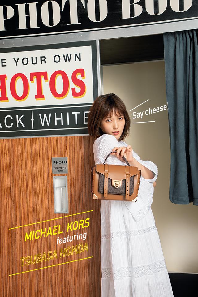 『マイケル マイケル・コース』の新作がHAPPYの印 楽しい時間をお気に入りと一緒に<1>_1