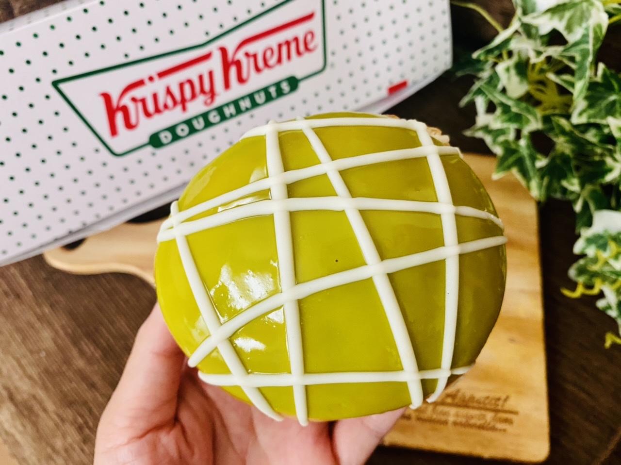【クリスピー・クリーム・ドーナツ】まるでスイカとメロン♡初夏限定ドーナツが可愛すぎる!_4