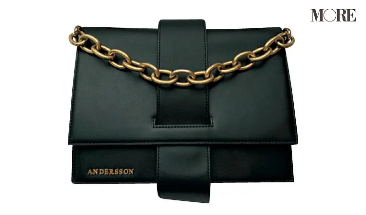 逢沢りなが愛用するアンダースンベルのバッグ