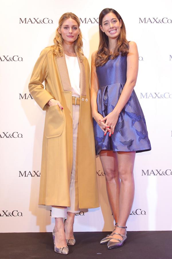 MAX&Co.表参道店がリニューアル! 憧れのオリヴィア・パレルモも登場♬_1