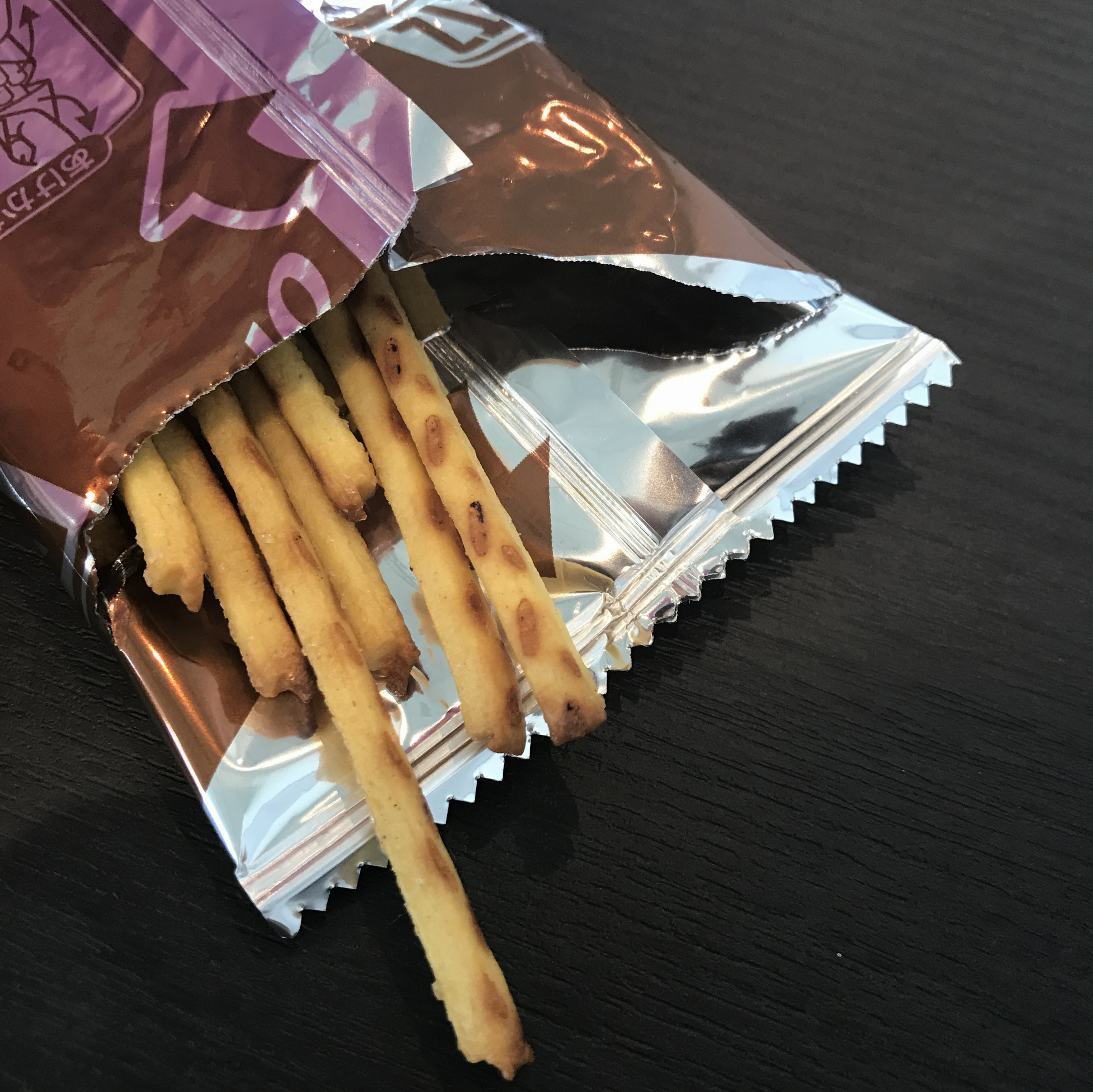 【FOOD】秋の味覚!さつまいも おさつプリッツに手が止まらない♡_2