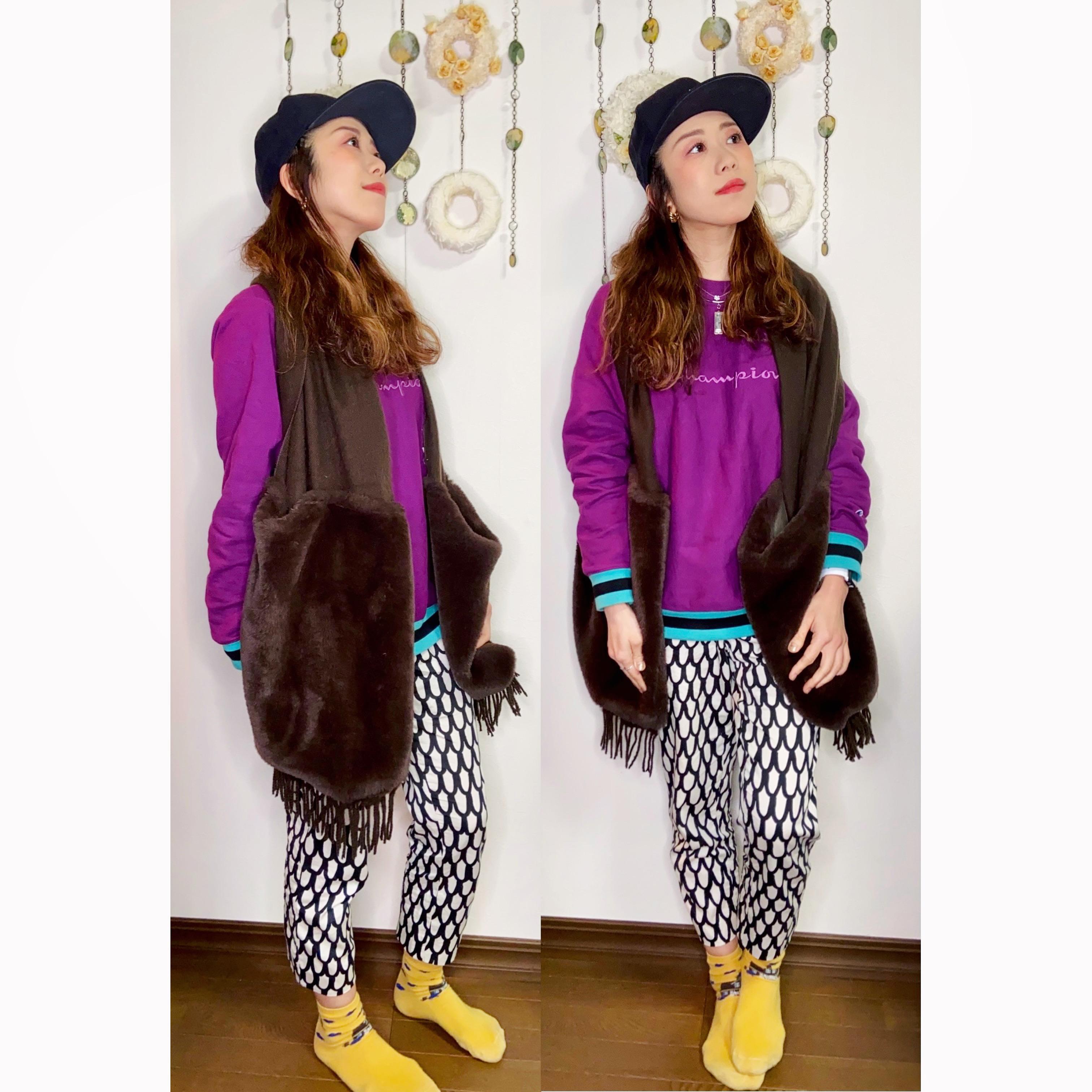 【オンナノコの休日ファッション】2020.11.26【うたうゆきこ】_1