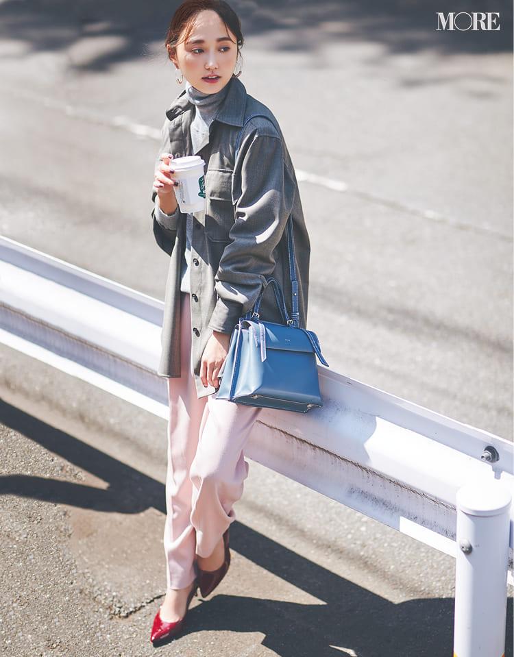 【2020】冬のオフィスカジュアル特集 - ユニクロなど20代女性におすすめの人気ブランドの最新コーデまとめ_55